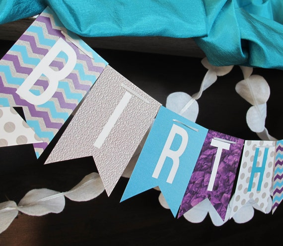 Frozen Birthday Banner Printable Frozen Banner Party By: CUSTOM Frozen Happy Birthday Banner With Name And Age