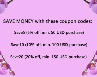 Shop Coupon Codes for Discounts - Please Don't Purchase This Listing