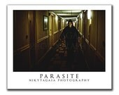 Parasite Horror Dark Art Still Print - NikytaGaia Photography