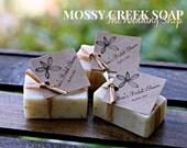Natural Eco Green Soap Wedding Favor Bridal Shower Favors