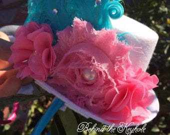 Frou Frou French Marie Antoinette Top Hat on Headband
