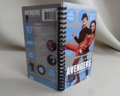 Avengers '67 VHS Tape Box Notebook