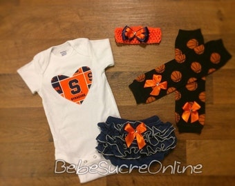 Syracuse University Game Day Outfit