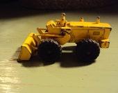 Vtg. Lesney Matchbox #43 1962 Aveling Barford Tractor