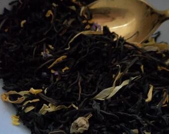 Hazelnut Vanilla Black Loose Leaf Tea
