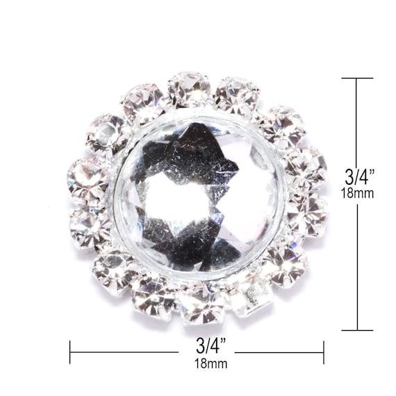 50pcs Wholesale Invitation Jewels Rhinestone