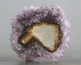CLEARANCE - SALE - DEAL - Destash, Bargain, Discounted, Price Reduced, Budget Jewelry Close Out - Amethyst Stalactite  (C7936)