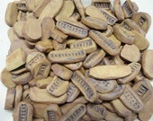 Pocket Pebbles, Message Stones, Affirmation Stones, Worry Stone, Encouragement Words, Meditation Stones, Altar Words, Positive Word Stones