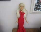 RESERVED  for LORILEI MOORE Marilyn Monroe Vintage Doll by World Dolls 1983. Marilyn Monroe Doll.