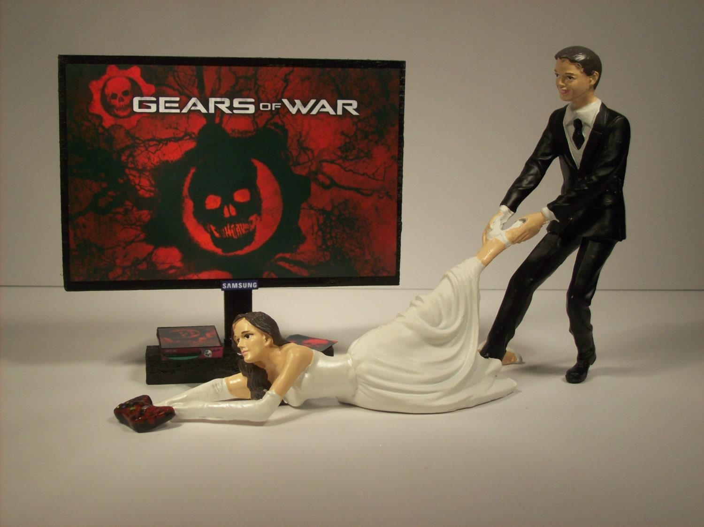Gamer Girl Gears Of War Xbox Handmade Bundle Bride By