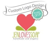 Custom Logo Design ooak BIG SALE - Unique business logo and watermark - ooak design -boutique logo, photographer logo