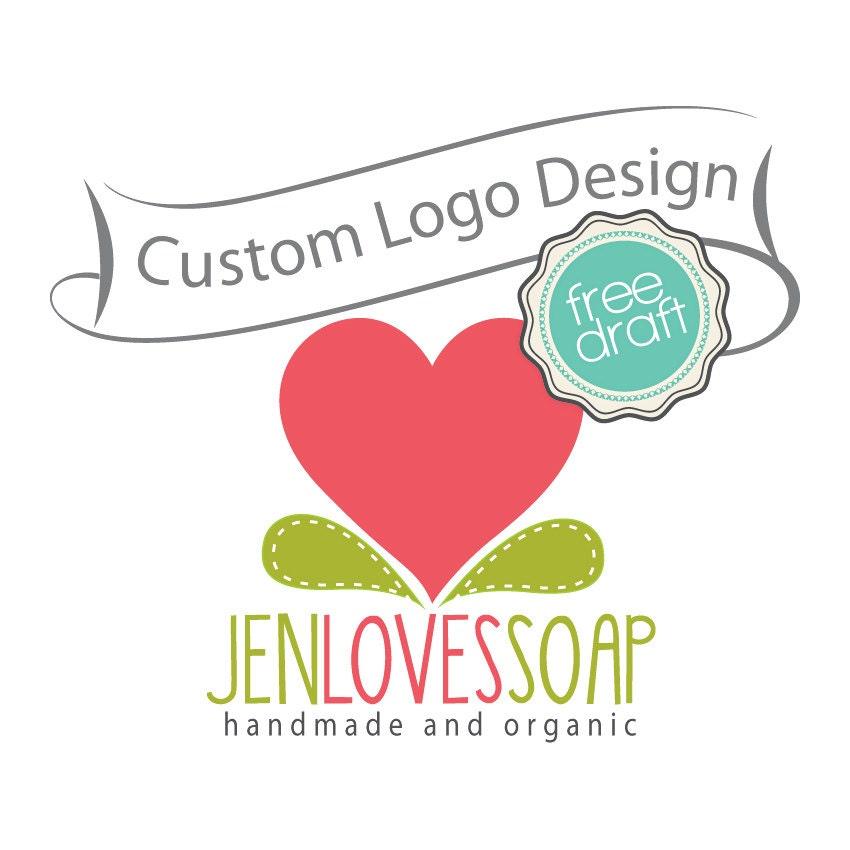 Custom Logo Design Ooak Big Sale Unique Business Logo And