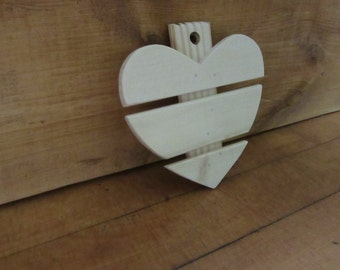Valentine Heart Shaped Sign Blank Ready To Finish Do It Yourself Sign Making Supplies