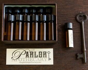 Complete Sample Set - 15 Victorian Perfumes - Vial Samples - 2 ml