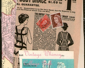 Vintage ephemera pack 4