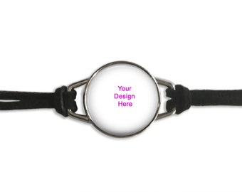 Jewelry bracelet magnet bracelet magnetic bracelet magnetic tray button pendant tray one inch flat back button pendant button pendant tecre