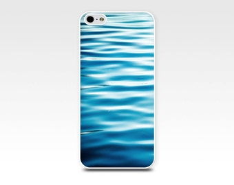 abstract iphone case 6 iphone 6s case beach scene iphone case 5s water ripples iphone case photography waves iphone case 4 azure blue ocean