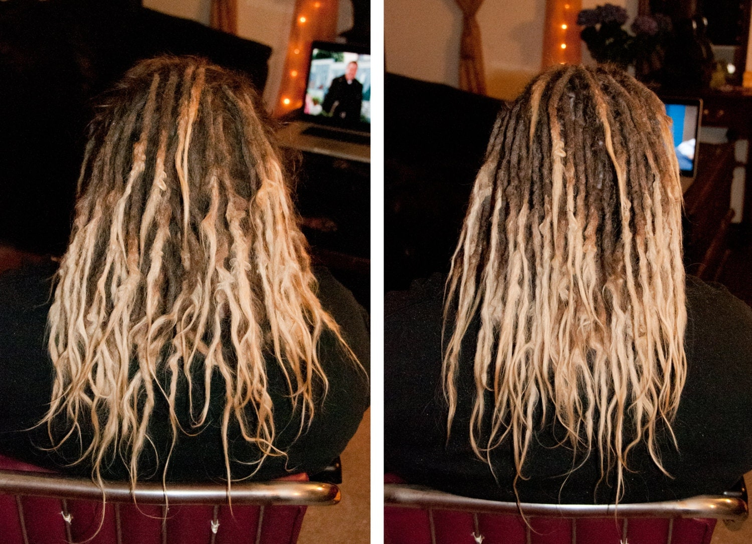 Human Hair Dread Extensions Etsy Human Hair Extensions