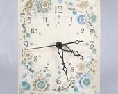 E.C. Brinkman, Ceramic tile table or desk clock