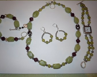 Olive Jade Ensemble