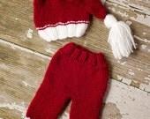 Santa Hat and Pants