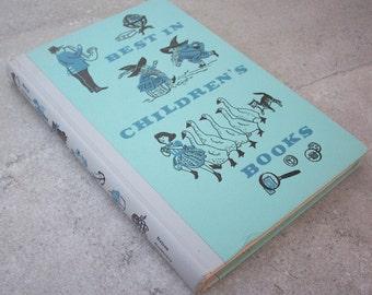 Best In Children's Books  Copyright 1959