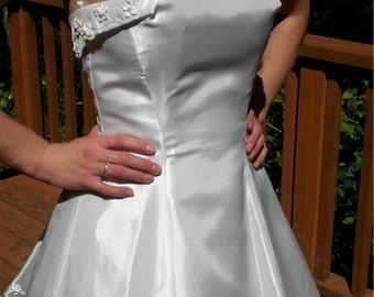Classy Wedding Gown