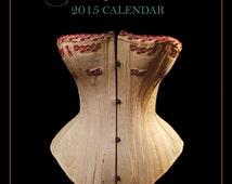 Antique Corset 2015 Calendar
