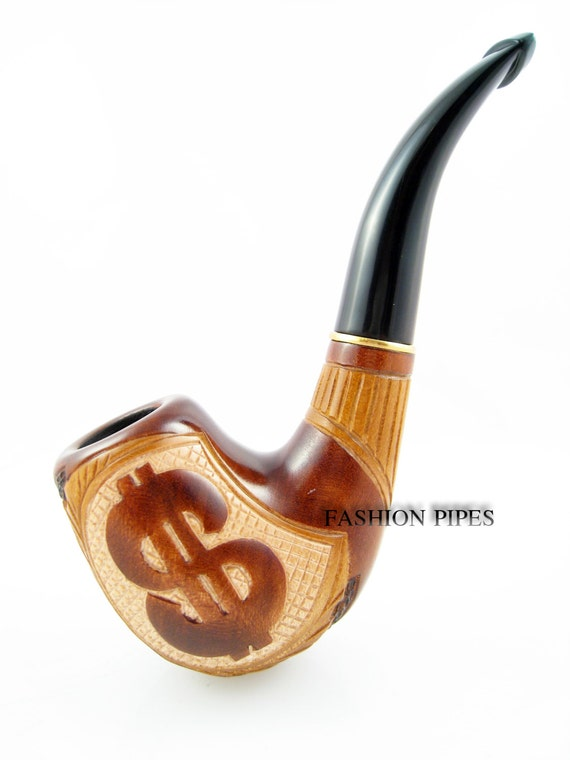 Author Collection Wooden Pipe,Tobacco pipe/pipes. Smoking Pipe. Handcrafted USA DOLLAR, Limited  edition pipe.