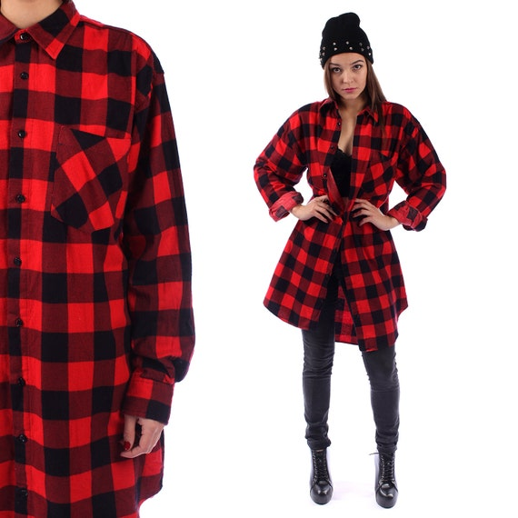 Signature Lightweight Flannel Oversized Shirt, Plaid. There's nothing quite like slipping on hamlergoodchain.ga flannel shirts. For women who want to feel great and look great, there's no substitute for our unbelievably comfortable flannel. We've got flannels for women ready to take on every kind of adventure, from lightweight pieces for cool summer.