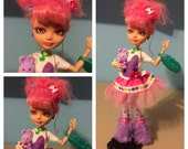 Meet zoe custom ooak ever after high cupid doll