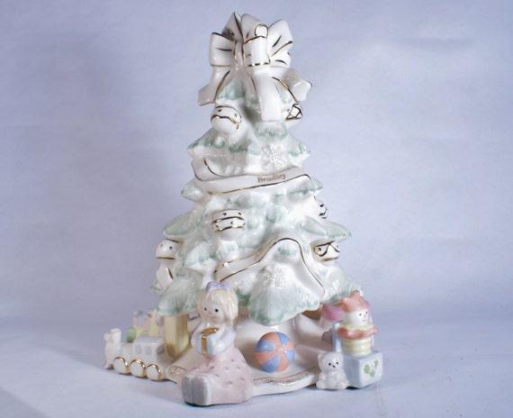 Christmas Tree Lenox China Holiday Porcelain
