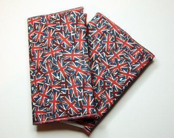 CLEARANCE SALE British / UK Union Flag 2016 Diary & Notebook / Journal Gift Set