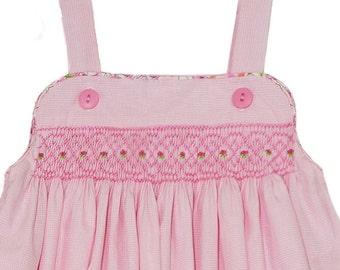 Katina Pattern / Smocked Dress Pattern / Sundress Pattern / Shoulder Straps /  Children's Corner 6