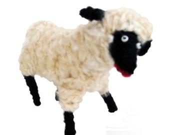 Wooly Sheep - Mary Rowe