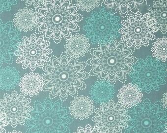 Art Gallery Fabric - Essentials - Ocean Sparkles - Patricia Bravo-Choose Your Cut 1/2 or Full Yard