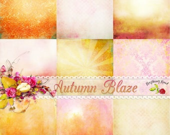 Autumn Blaze Papers