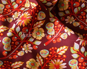 Sprout in Jam - Moonshine by Tula Pink for Free Spirit Fabrics - PWTP056.JAMXX - 1/2 Yard