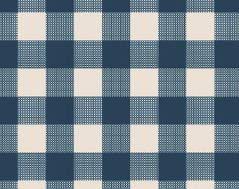 Wild and Free - Folk Plaid - Art Gallery Limited Edition - WFR-141 - 1/2 Yard, Additional Available