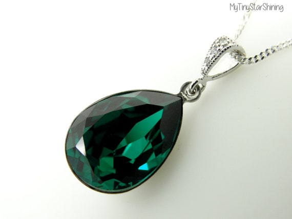 Smaragd schmuck kaufen  Smaragd Halskette Smaragd Schmuck Smaragd Anhänger Halskette
