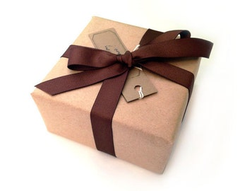 Gift Wrap Customized Service for Shop Orders