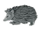 Hedgehog Lapel Pin - CC560