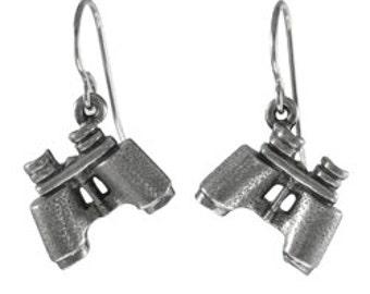 Binocular Earrings - LT330