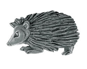 Hedgehog Lapel Pin - CC560- Garden Dwellers, Critters, and Wildlife Pins