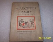 Vintage Two Book Set with Sleeve, The Adopted Family, 1964