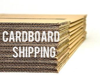 Cardboard Shipping ADD ON for  DanceHoop Hula Hoops