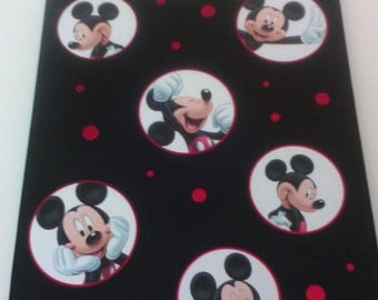 Mickey Mouse Canvas Art