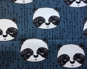 Bondi Organic Blue Pandas Leggings