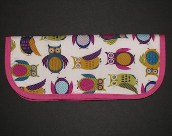 Flat iron or curling iron travel case