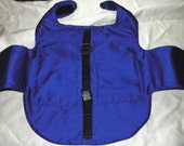 Dog Harness with Pockets and/or  Embroidery